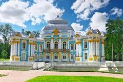 Pavilion Hermitage in Tsarskoe Selo. Stock Image