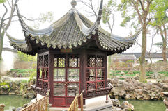 Pavilion in Humble Administrator's Garden Stock Image