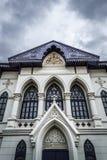 Pavilion in Wat Phra Kaew. The pavilion of jury in Wat Phra Kraw. Bangkok Thailand Royalty Free Stock Images