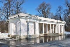 Pavilion K.Rossi. St. Petersburg Royalty Free Stock Image