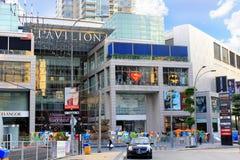 Pavilion KL Stock Images