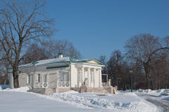 Pavilion in Kolomenskoe Stock Photos