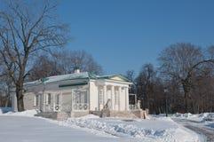 Pavilion in Kolomenskoe Stock Photos