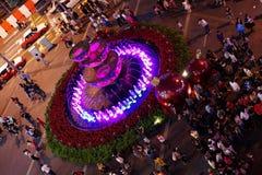 Pavilion Kuala Lumpur Stock Photography