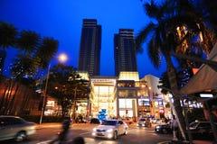 Pavilion Kuala Lumpur Royalty Free Stock Image
