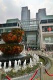 Pavilion mall entrance. Kuala Lumpur. Malaysia. Kuala Lumpur is the national capital and most populous global city in Malaysia Stock Image