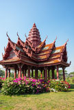 Pavilion in Mueang Boran Royalty Free Stock Image