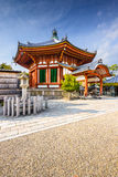 Pavilion in Nara Japan Royalty Free Stock Images