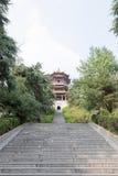 Pavilion of Rain and Wate Stock Image