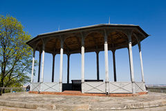 Pavilion for rest Royalty Free Stock Photography
