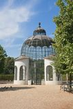 Pavilion.Schonbrunn Palace. Vienna, Austria Stock Photo