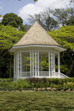 Pavilion at Singapore Botanic Gardens Stock Photo