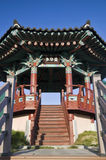 Pavilion, South Korea Royalty Free Stock Images