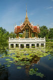 Pavilion In Suan Luang Rama 9 Of Thailand.  Stock Photography