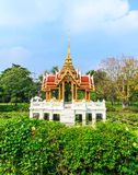 Pavilion thai royal Royalty Free Stock Photography
