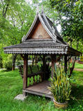 Pavilion Thai Style Stock Photography