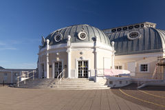Pavilion Theatre Worthing. The Pavilion Theatre at Worthing, West Sussex England UK Stock Photography
