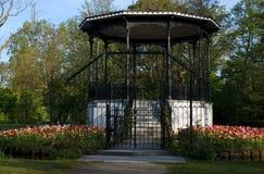 Pavilion Vondelpark Stock Photo