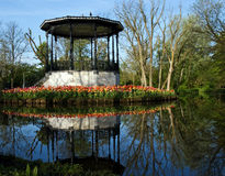 Pavilion Vondelpark Stock Images