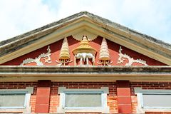 Sala Phra Wihan Daeng, Songkhla, Thailand. This pavilion was constructed under the royal command of King Rama IV and was still unfinished. In 1889 when the King Stock Image