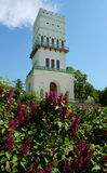 Pavilion White Tower, Russia Royalty Free Stock Image