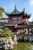 Pavilion In Yu Yuan Gardens, Shanghai Royalty Free Stock Image