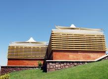 Pavilions Stock Photo