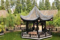 Paviljoen Royalty-vrije Stock Fotografie