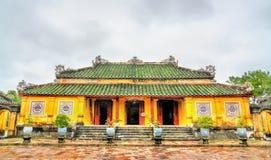 Paviljoen bij de Verboden Stad in Tint, Vietnam royalty-vrije stock foto's