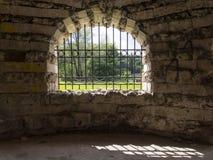 Paviljoen in Kuzminki voor een verblijf stock afbeeldingen