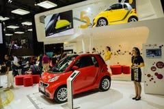 Paviljoen van Smart, 2014 CDMS Royalty-vrije Stock Foto's