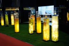 Paviljoen van Swellfun op WCIF 2012 Royalty-vrije Stock Foto
