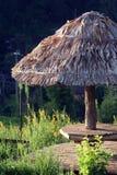 Paviljoenen sunproof Stock Afbeeldingen