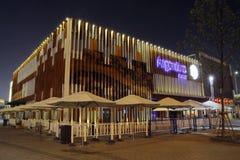 paviljong 2010 för argentina porslinexpo shanghai Arkivfoton