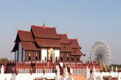 paviljong Royaltyfri Bild