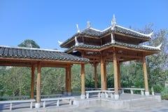 paviljong Royaltyfri Fotografi