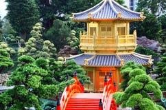 Paviljong av absolut perfektion Royaltyfri Fotografi