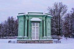Paviljong av förälskelse royaltyfri bild