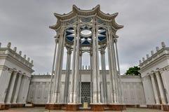 Paviljong av kultur - Moskva, Ryssland arkivbilder