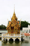 paviljong thailand Arkivfoton