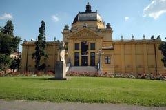 pavillion της Κροατίας Στοκ Εικόνες