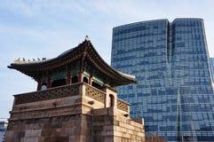 Pavillion coréen Photo libre de droits