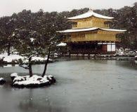 Pavillion de oro Imagen de archivo libre de regalías
