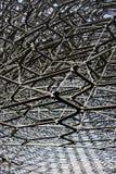 Pavillion del hierro en la expo Milán Imagen de archivo