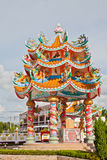 Pavillion der chinesischen Art lizenzfreie stockfotografie