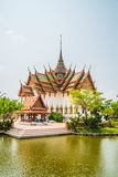 Pavillion of the Enlightened, Ancient City. Stock Images