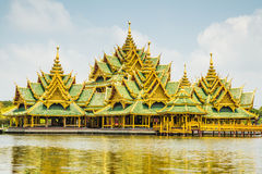 Pavillion of the Enlightened, Ancient City. Pavillion of the Enlightened, Ancient City, Samutprakarn,Thailand Stock Photography
