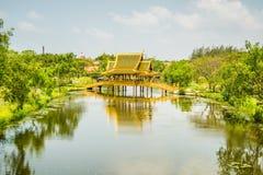 Pavillion of the Enlightened, Ancient City, Samutprakarn. Pavillion of the Enlightened, Ancient City, Samutprakarn,Thailand Royalty Free Stock Image