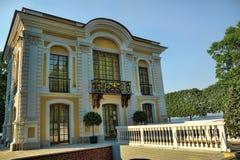 Pavillion Hermitage. Peterhof Royalty Free Stock Photography