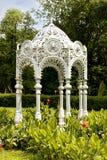 Pavillion im Park Stockbilder